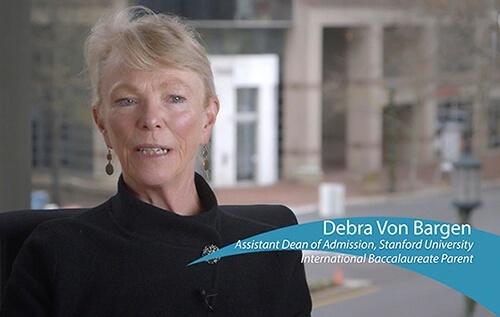 Captura video Bachillerato Internacional acceso universidad